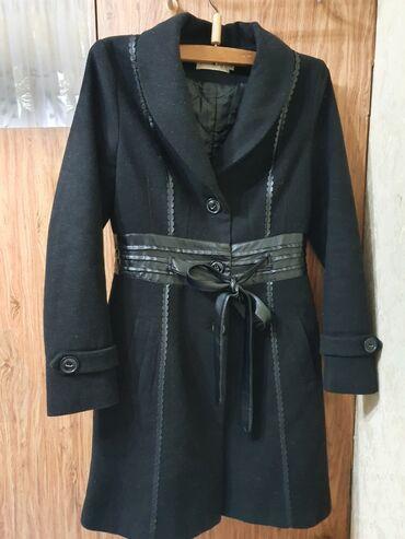 пальто в Кыргызстан: Пальто оригинал MaxMara.  На рост 167+