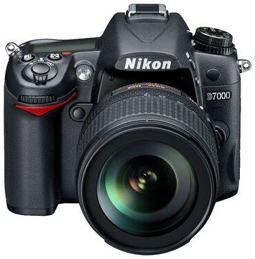 ретро фотоаппарат зенит в Кыргызстан: Продам Nikon d7000 в отличном состоянии ремешок и флешка в комплекте
