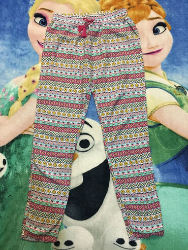 DeFacto letnje pantalone,vel.13+ god,.možda više za 12 god.Jednom