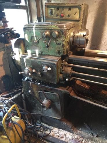 токарный станок ит 1м в Кыргызстан: Станок токарный 1а616 винторезный рабочий