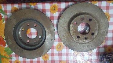 рено канго 2 в Кыргызстан: Тормозные диски передний Рено канго