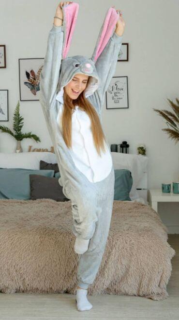 Каракол, Кигуруми пижамы заяц единорог
