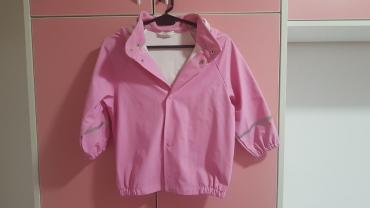 Dečije jakne i kaputi | Bor: Par puta nosena,bez ikakvih ostecenja. Materijal gumiran,odlican za