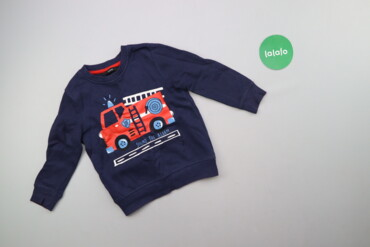 Топы и рубашки - Киев: Дитячий світшот з машинкою George, вік 3-4 р., зріст 98-104 см    Довж