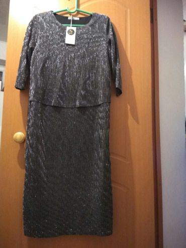Платья - Состояние: Новый - Кок-Ой: Платье новое, размер 50 по фигуре сидит очень красиво