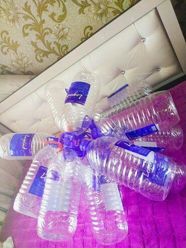 fejri-0-5 в Кыргызстан: Продаю 5 л бутылки чистые