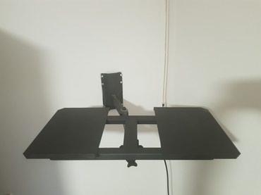 TV postolje - duzina nosaca 63cm; postolje/pravougaonuk (duzina 58cm, - Novi Sad