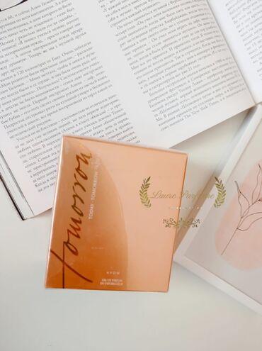 jev cosmetics - Azərbaycan: Avon-Tomorrow parfüm.Qalıcıdır. Mehsulun keyfiyyetine tam zemanet