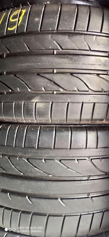 Комплект разноширокой шины.285/35/19 Bridgestone Potenza. 245/40/19