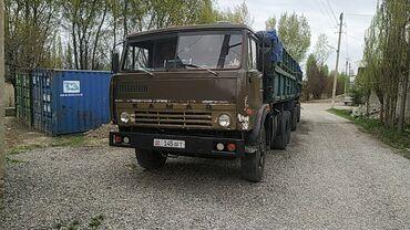 шины для грузовиков в Кыргызстан: Продается камаз селхозник 55102 вал стандарт кругом машина хорошим