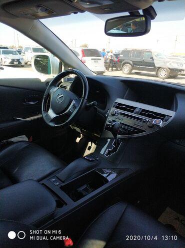 автомобильные шины для внедорожников в Кыргызстан: Lexus RX 3.5 л. 2012 | 73000 км