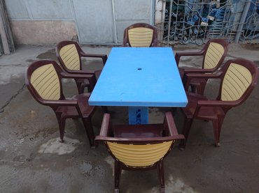 Столы стулья посуда Прокат и продажа  в Джавонон - фото 6