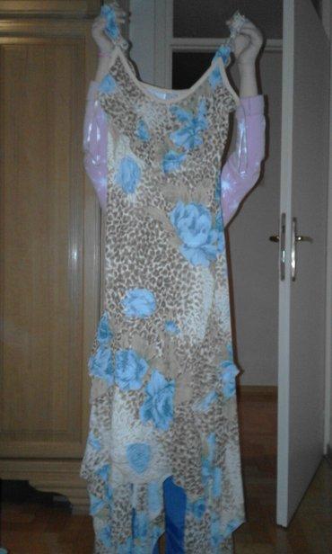 Haljina nova s/m vel jako lepo stoji prelep model saljem jos slika na - Belgrade