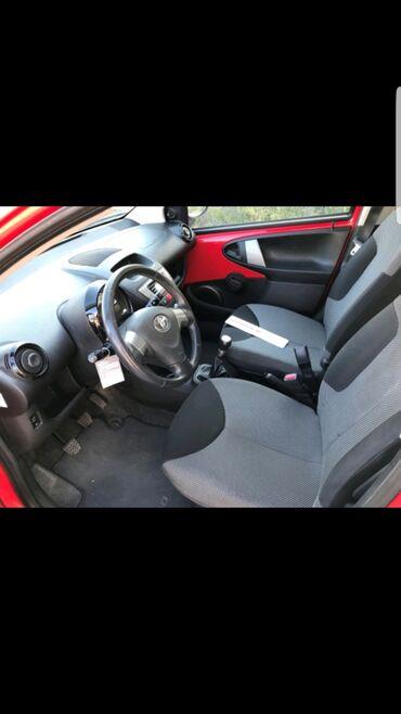 Toyota   Srbija: Toyota Aygo 1 l. 2012   133000 km
