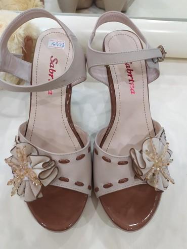 Женская обувь в Шопоков: БосоножкиНовыеКачество Размер 36Купила за 1200Продам за 1000Причина