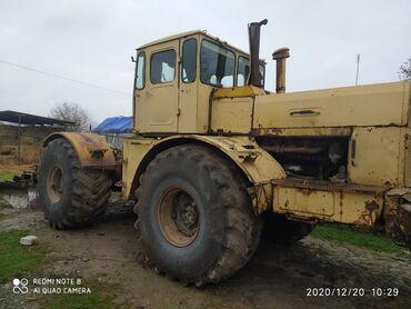 Traktor t 150 - Azərbaycan: Traktor K-701 .kirovets