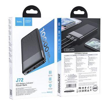 J72 Easy səyahət portativ batareyası 10000mAh, Micro-USB / Type-C