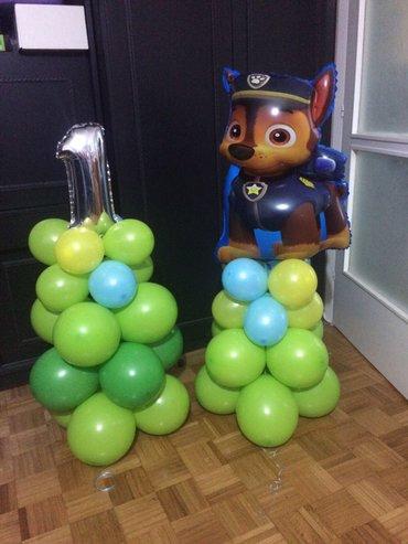 Pravljenje stalka od balona , torte od pelena za poklon , sve vrste - Belgrade