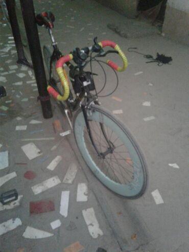 Продаю велосипед спортивные колеса размер 28. Шоссе. 4 слойныйе