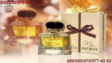 Bakı şəhərində FRAGRANCE WORLD  My soulmate natural sprey eau de parfum qadın