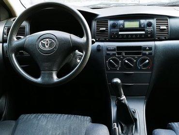 Toyota   Srbija: Toyota Corolla 1.6 l. 2002   150166 km