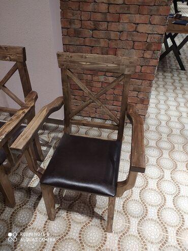 ailevi restoranlar - Azərbaycan: Restoranlar bag evleri ucun kreslolarin hazirlanmasi material wam