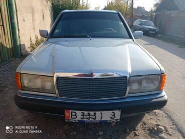 Mercedes-Benz 190 2 л. 1986 | 11111 км