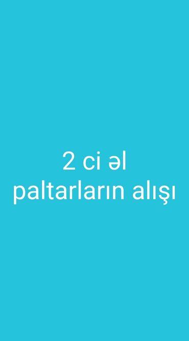 S 2 - Azərbaycan: 2 əl paltarların alışı