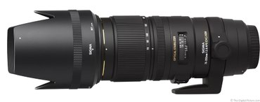 SigmaAPO 70-200mm f/2.8 EX DG OS HSM Lens for Canon EF в Ош