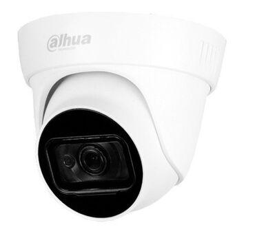 Шпионская видеокамера - Кыргызстан: Видеокамера Hdcvi камера dahua dh-hac-hdw1200tlp-a-s4 plastic+metal
