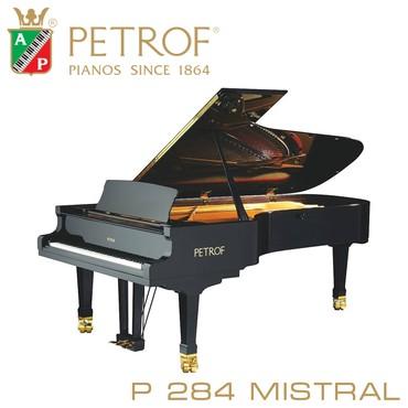 Рояль PETROF (данные модели роялей под заказ, срок доставки
