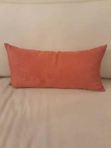 вязанные наволочки на диванные подушки в Кыргызстан: Подушка декоративная-для интерьера дивана,кровати,пола