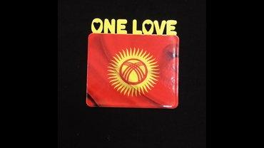 Печать на металических магнитах для холодильников. отличный подарок. в Бишкек