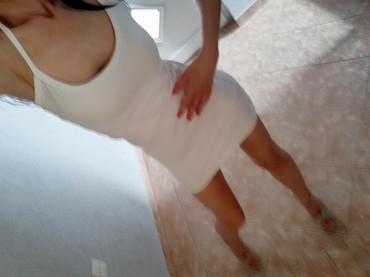 Haljina bela, body h&m - Jagodina