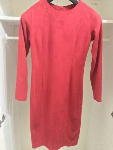 красное платье на свадьбу в Кыргызстан: Продаю платье. Надевалось 1 раз на свадьбу. Размер 44. Цвет сочный