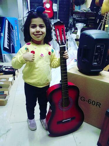 maral şəkilli uşaq sviterləri - Azərbaycan: Gitara uşaqlar üçün həvəskar