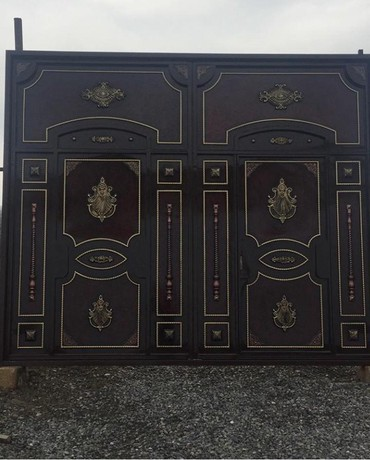 Darvazalar iwmiw - Azərbaycan: Darvazalar 1 kvadrat metr 450 manat