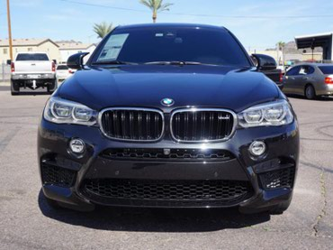 Want to sell my used 2017 BMW X6 M , I am the first owner of this car - Bela Palanka