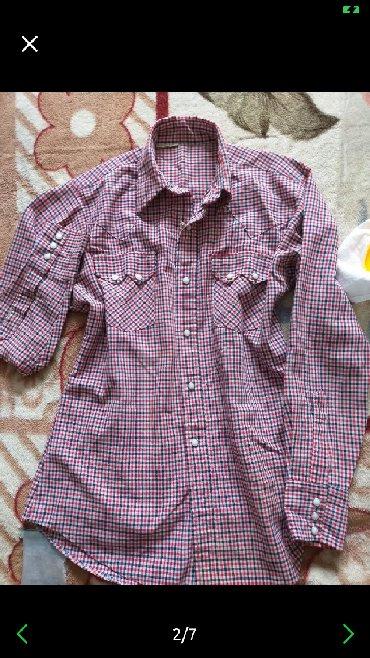 Женская рубашка фирменный хорошая размер 44 46