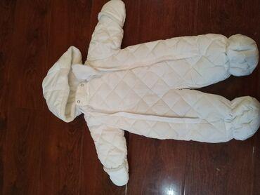 вешалка для верхней одежды бишкек в Кыргызстан: Продаю детский комбинезон-зима. Состояние идеальное, одевали пару раз