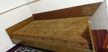 Мебель - Беловодское: Односпальные кровати