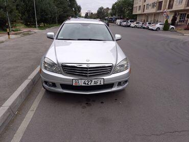 сапок бишкек in Кыргызстан | MERCEDES-BENZ: Mercedes-Benz C-Class 3 л. 2008 | 140000 км