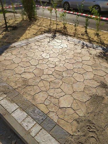Брусчатка, тротуарная плитка под натуральный камень. Гарантия