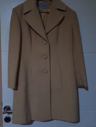 Ženska odeća | Batocina: Kaput od kasmira vel M/L