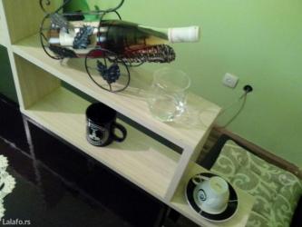 Polica lepa i prakticna i nova dimenzije 140x60x15 cm radjena i leplje - Ruma