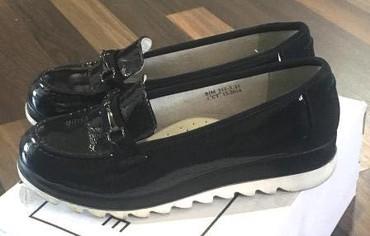 туфли как лабутены в Кыргызстан: Туфли девочковые, школьные, р-р 35, состояние как новые