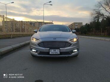 Ford Fusion 1.5 l. 2017 | 141000 km