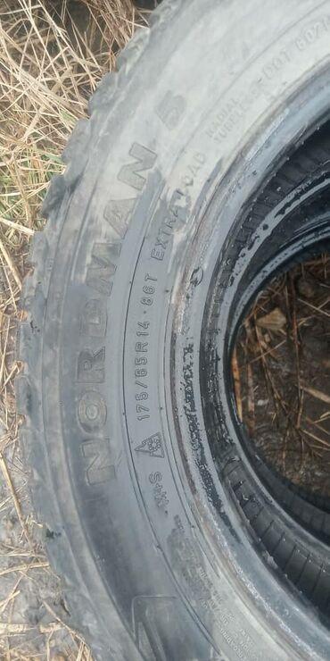 шины 175 65 r14 в Кыргызстан: 175/65 R14 зимние шины комплект 4 шт