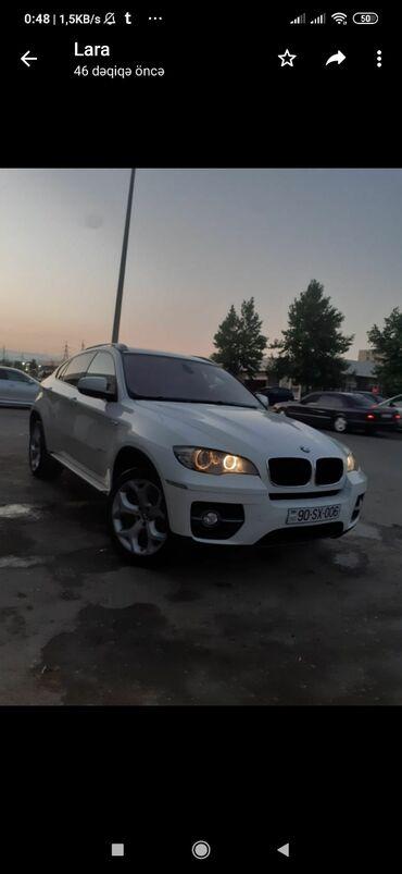 28 elan | NƏQLIYYAT: BMW X6 2010 | 204000 km