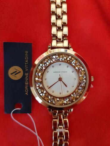 часы-и-нож в Кыргызстан: Часы женские Adrienne Vittadini оригинал, Новые. Привезены с Великобри